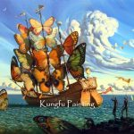 Handmade Famous Artist Oil Painting Canvas Reproduction High