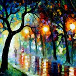 Healing Paintings Famous Artist Leonid Afremov