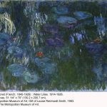 Highlights From Monet Water Lilies Exhibition Moma New York