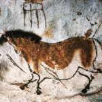 Home Art Chinese Horse Paleolithic Cave Painting Lascaux