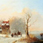 Home Famous Paintings Winter For Sale