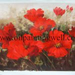Home Products Poppy Flower Painting