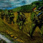 Indian War Paintings Famous