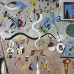 Joan Miro Paintings For Sale Handmade Canvas Reproductions