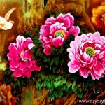Kootation Flower Paintings Famous Artists Gallerymeeting