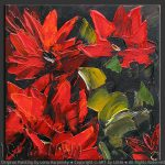 Lena Art Series Flower Paintings