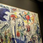 Look The Century French Painter Marc Chagall Painting