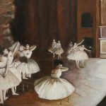 Looking For Ballet Shoes Art Yes Clip All