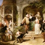 Many Wives Windsor William Powell Frith Click