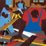 March Artist The Month Jacob Lawrence