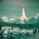 Mark Tansey Action Painting