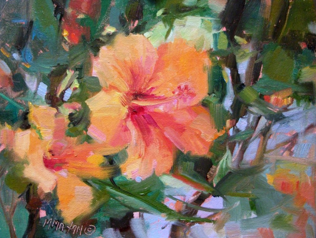 Mary Maxam Paintings