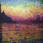 Monet Painting Awassabee Traditional Art Paintings Landscapes
