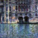 Monet Painting Impressionist Art French