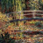 Monet The Water Lily Pond Pink Harmony