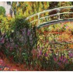 Monet Water Lilies And Japanese Bridge Large