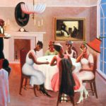 Month Wall Calendars Featuring Famous African American Paintings