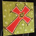 More Like This Cross Paintings Diy Canvas And Canvases