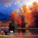 Most Famous Artists Specialize Nature Paintings