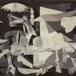 Most Famous Paintings Guernica Pablo Picasso Source Wiki