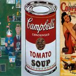 Most Famous Pop Art Paintings And Collages