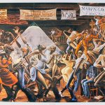 Neo Mannerist Artist Ernie Barnes Passed This Earth His Home