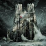 Neo Surrealism Art Modern Gallery Cathedral Notre Dame Our