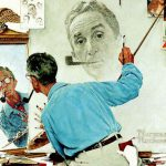 Norman Rockwell Most Expensive Painting Paintings