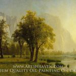 Oil Painting Reproductions Canvas