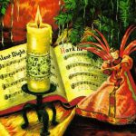 Oil Painting Styles Canvas Christmas