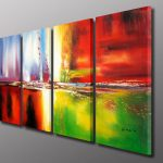 Oil Paintings Abstract Hand Painted Canvas Art
