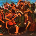 One The Masterpieces Iranian Art Painting
