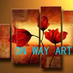 Onway Art Abstract Oil Painting