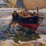 Order These Famous Boat Paintings Canvas Stretched Even Framed