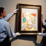 Pablo Picasso Painting Lecture Sells For Million