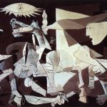 Pablo Picasso Paintings Guernica Painting
