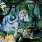 Pablo Picasso Paintings Painting Axsoris