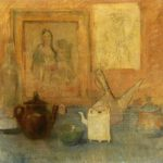 Pablo Picasso Still Life Table Painting