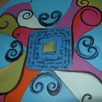 Painted This Cross Canvas For Woman That Works Youth