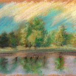 Pastel Landscapes Famous Artists Robs Art Lessons Blogspot