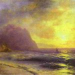 Previous Ivan Aivazovsky Paintings Index Next Painting The