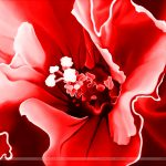 Red Abstract Art Paintings