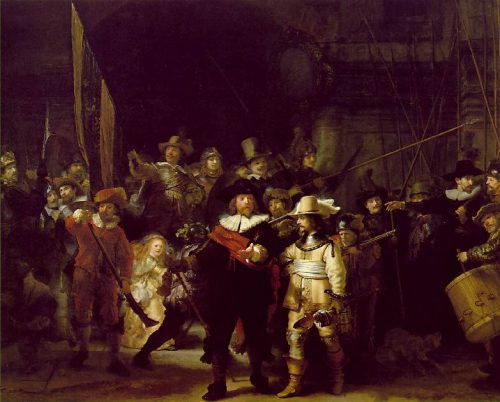 Rembrandt Famous Paintings