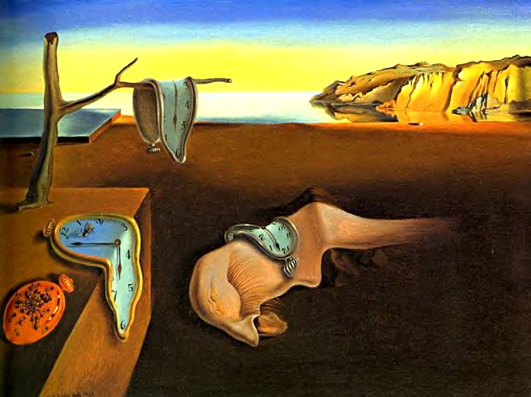 Salvador Dali Butterfly Painting Meaning