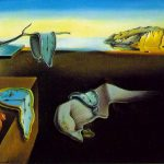 Salvador Dali Paintings Clock Melting Clocks Painting