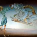 Salvador Dali Paintings Mirage Painting