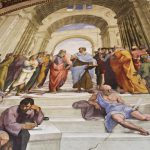 School Athens One Raphael Most Famous Paintings