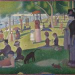 See Special Exhibition The Art Institute Chicago Called Seurat