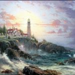 Shopping More Thomas Kinkade Paintings For Sale Saleoilpaintings