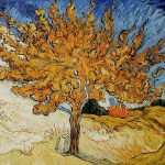 Shopping Vincent Van Gogh The Mulberry Tree Painting